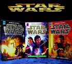 STAR WARS - CALLISTA Trilogie - 3 Taschenbücher George Lucas - Krieg der Sterne