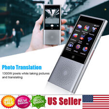Portable Smart Translator Touch Screen Travel Translator Multi-language