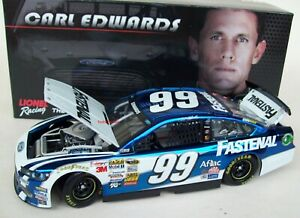 Carl Edwards 2014 Fastenal #99 Brilliant Color Chrome 1/24 NASCAR Diecast 1of144