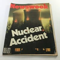 Newsweek Magazine: April 9 1979 - Nuclear Accident Vintage