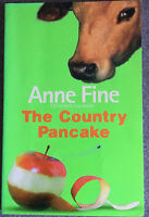 The Country Pancake by Anne Fine Paperback Book Childrens Fiction 2002