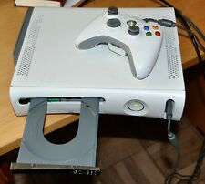 Xbox 360 60GB White Console - 3 Controllers, Chatpad , Cables