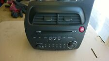HONDA RADIO CD PLAYER HEAD UNIT 39100-SMG-E014-M1