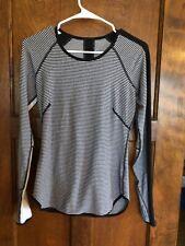 Lululemon 6 Women's Fleece Stretch Knit Top workout Activewear