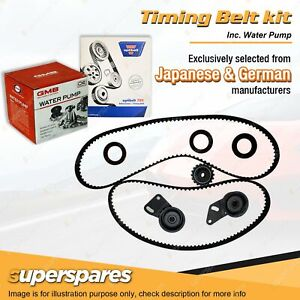 Timing Belt Kit & GMB Water Pump for Subaru Leone 1.8L 4 cyl OHC 8V EA82