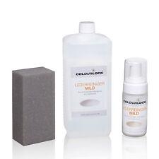 Colourlock Lederreiniger mild 1000 ml inkl. 125-ml-Schaumspenderflasche