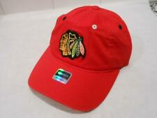 Too Cute! New Licensed NHL Chicago Blackhawks Women's Reebok Adjustable hat B120