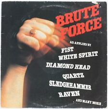 Brute Force  Various Vinyl Record