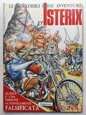 LE INCREDIBILI FARSE AVVENTURE D'ISTERIX Edigamma 1990 Asterix Cartonato