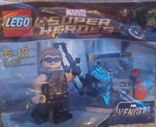 Lego 30165 Hawkeye with Equipment polybag New Sealed Super Heroes sealed