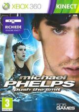 MICHAEL PHELPS -KINECT- Xbox 360