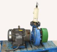 Baldor Grundfos 15-Hp 3-Ph 550:GPM Motor Pump Centrifugal JMM2333T Fr:254.JM AC