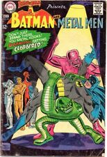 The Brave and the Bold # 74 Batman Beautiful Cover art Silver Age Comic Book....