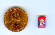 1:24 Half Inch Scale  Dollhouse Miniature  VANILLA Extract Box