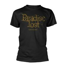 Paradise Lost - Gothic - Men's Official Black T-Shirt With Back Print