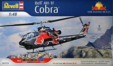 REVELL 1:48 KIT ELICOTTERO BELL AH-1F COBRA CON COLLA, COLORI E PENNELLO   05723