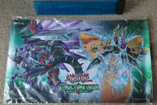 Yu-Gi-Oh OFFICIAL NEW STRUCTURE DECK ROKKET REVOLT PLAYMAT WITH TUBE