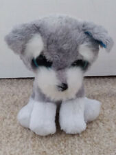 Ty Beanie Boo Whiskers The Schnauzer Dog