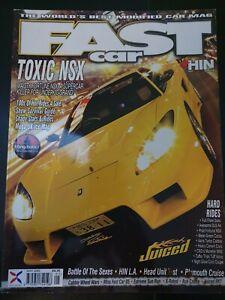 Fast Car Magazine February 2005 (395)(Rare) Thekla Roth Natasha Marley