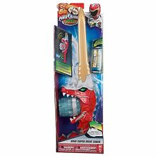 POWER RANGERS DINO Super Charge-DINO Super Drive Sabre-NUOVO