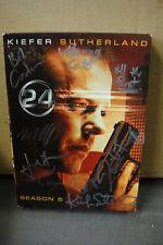 Kiefer Sutherland 24 Complete Season 5 DVD SIGNED
