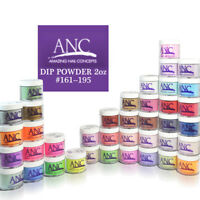 ANC Nail Dipping Powder NO UV NEEDED 2oz *Choose any one* 161 - 219