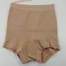 lc Vintage Tan Vassar Girdle Tummy Stomach Shaper Size Large