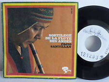 FACIO SANTILLAN Sortilege de la flute des Andes 121293 TEST PRSSING