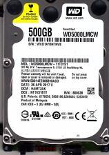 WD WD5000LMCW-11T31S1 dcm: HAMT2AK s/n: WXD1.. 500GB USB 3.0 5928
