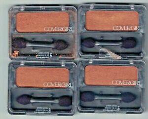 4 CoverGirl Golden Sunrise 445 Enhancers Lot of 4 New & Sealed