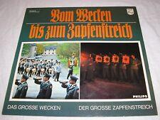 Vom Wecken bis zum Zapfenstreich Vinyl LP Album Bundeswehr Panzergrenadiere Div.