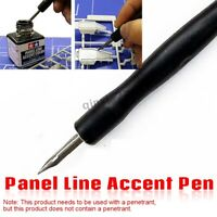 Panel Line Accent Pen Assembly Model Tool Avoid Scrubbing Infiltration Line