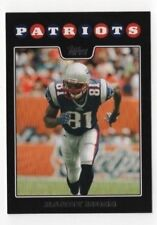RANDY MOSS 2008 Topps (20) card LOT - #2 of 12 - HALL OF FAME!!