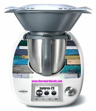 Thermomix TM5 Sticker Decal  (Code: Texture 23)