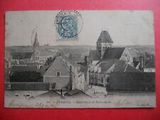 ÉTAMPES  :  Sainte-Basile et Notre-Dame.....VO.1904.