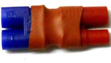 c0035b Connettore RC maschio ec3 a 3.5mm mm donna Rosso CUSTODIA COMPATIBILE CON