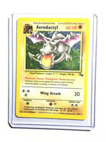 AERODACTYL - 1/62 - Fossil - Holo - Pokemon Card - EXC / NEAR MINT