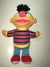 "Fisher Price Sesame Street Ernie   10"" Plush Stuffed Animal"