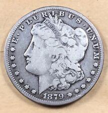 1879-CC Morgan Dollar  VG/F