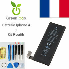 Batterie iphone 4 neuve + kit outils 9 pièces