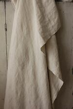 Antique French linen sheet old linen 77X83 soft washed PP monogram old textile