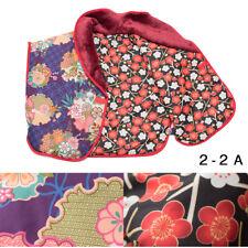 Japanese Women Kimono Shoulder Rest Hanten Warming Reversible 2-2A Sakura Cherry