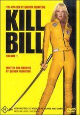 KILL BILL Volume 1 (Uma THURMAN David CARRADINE) Quentin TARANTINO Film DVD Reg4