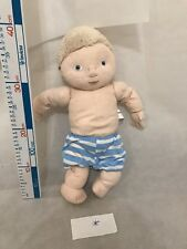 Ikea lekkamrat rubia vestida Articulado Felpa Suave Bebé Niño Muñeca De Juguete
