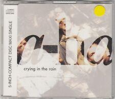 A-HA - Crying In The Rain. German 1990 Warner CD Single.FREEPOST.
