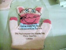 Avon Tiny Tillia Dilly Pig Bath Mitt - New in package! (Retired)