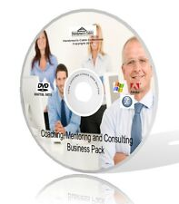 Coaching, Mentoring and Consulting Business Pack - Videos, Guides, & More! DVD