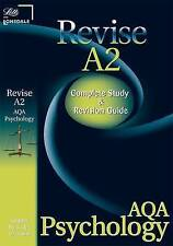 Letts Revise AS and A2 - AQA A2 Psychology: Complete Study and Revision Guide (L