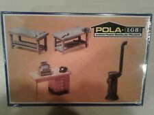 POLA #961 FURNITURE KIT (GARAGE) BRAND-NEW AND UNDISTURBED IN SEALED BOX