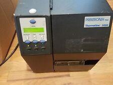 Printronix ThermaLine 5000 Model: T5204 Thermal Barcode/Label Printer